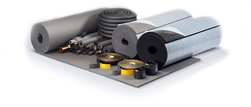 Постоянно на складах компании «КрасИзолит» находится  более 200 тонн материалов промышленного назначения